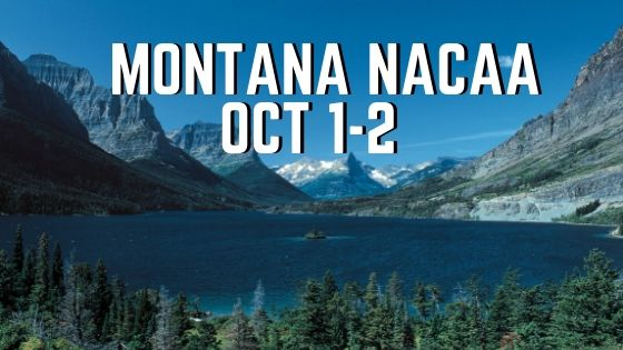 Montana NACAA October 1-2
